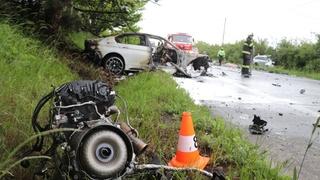 Nehoda si vyžádala lidské životy.