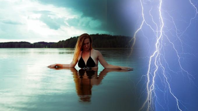 Předpověď počasí na čtvrtek hlásí bouřky.