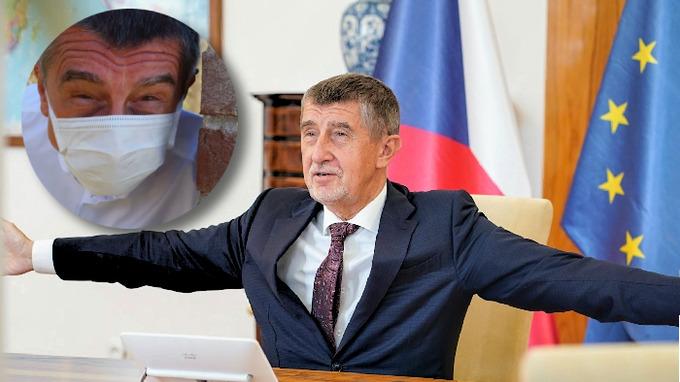 Andrej Babiš žije v přepychové vile.