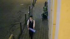 Muž zaútočil na dvě ženy.