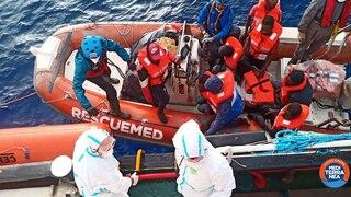 U 28 migrantů se potvrdila nákaza.