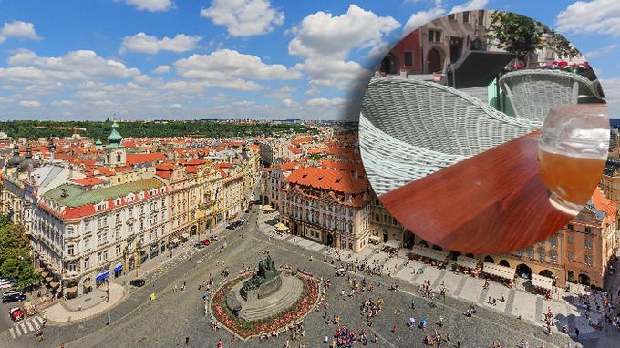 Restaurace v centru Prahy musely snížit ceny.