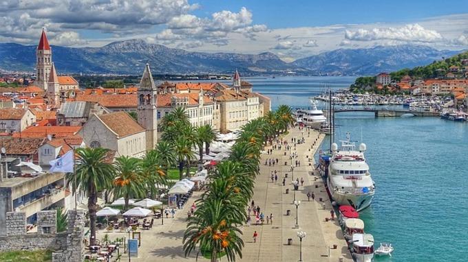 Chorvatsko je oblíbenou destinací Čechů.