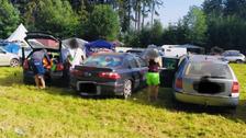 Technoparty monitorují hygienici i policie.