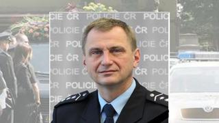 Ředitel policie Moravskoslezského kraje Radim Daněk