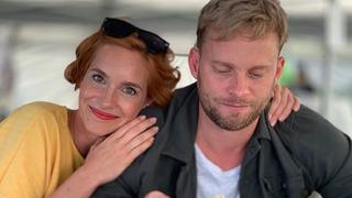 Velmi půvabná Hana je životním kořením pro Jakuba. Aktuálně spolu natáčejí film.