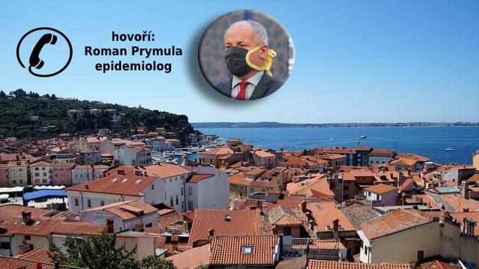 Roman Prymula promluvil o současném stavu v souvislosti zařazením Česka do rizikových zemí.