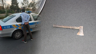Policisté řešili poněkud netradiční případ.