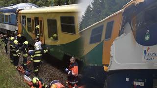 Na místě neštěstí zasahovalo 17 jednotek hasičů.