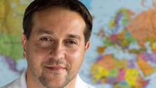 Bývalý vládní epidemiolog Rastislav Maďar