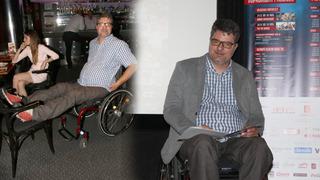 Michal Jančařík je velký bojovník. Neztrácí víru, že jednoho dne odloží vozíček.
