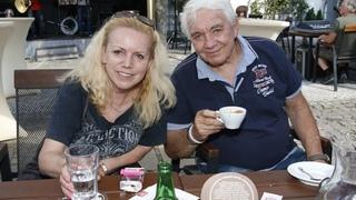 Jiří Krampol před pár týdny ještě věřil, že jeho manželka se z nejhoršího dostala.