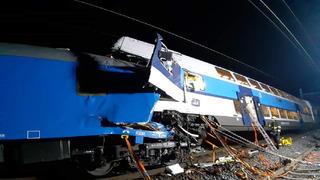 Nehoda vlaků si vyžádala jeden lidský život.