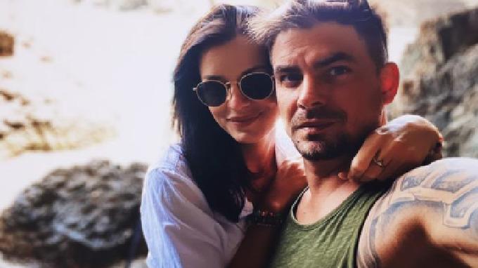 Jitka vyrazila s přítelem na romantickou dovolenou.