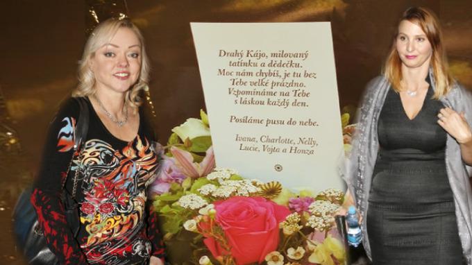 Ivana Gottová vysvětlila, proč u vzkazu není jméno Dominiky.