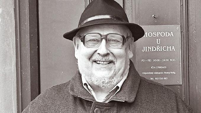 Zemřel herec Zdeněk Hess.