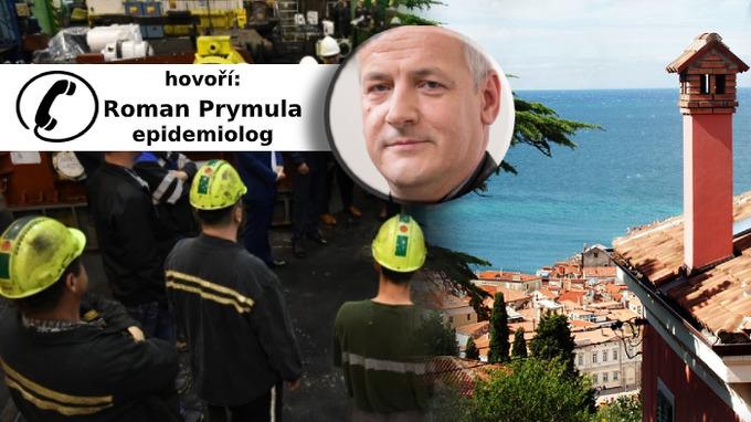 Roman Prymula promluvil o situaci v Česku.