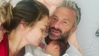 Petr Nedvěd se stal poprvé tatínkem.