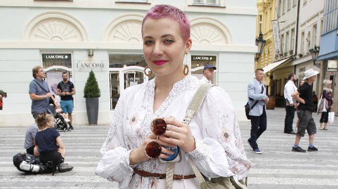 Anna Slováčková musí stále užívat léky s protinádorovým účinkem.