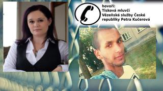 Tisková mluvčí Vězeňské služby České republiky se vyjádřila k sebevraždě Josefa K.