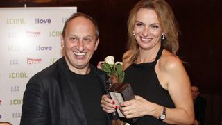 Jan Kraus s manželkou Ivanou Chýlkovou.