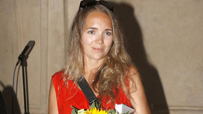 Zpěvačka Lucie Vondráčková