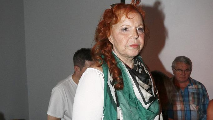 Marcela Holanová stále rekonstruuje svůj dům