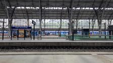 Ilustrační snímek – Hlavní nádraží Praha.