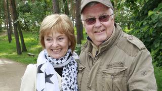 Ladislav Potměšil s manželkou.