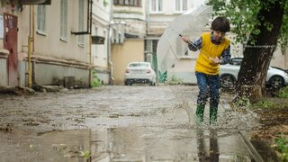 V Česku se pořádně rozprší