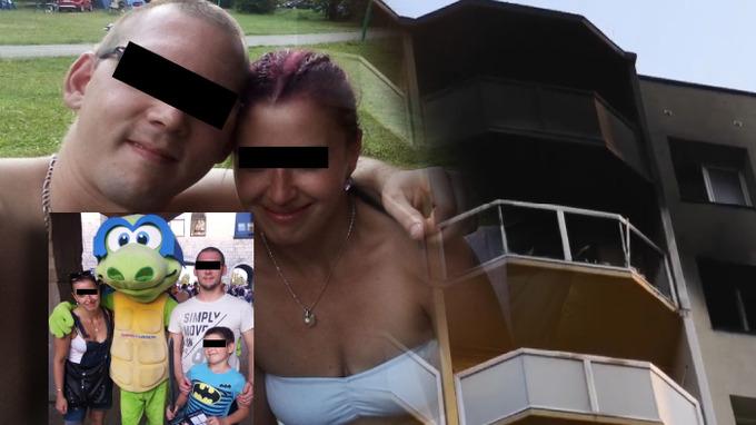 Tři oběti bohumínského pekla – Lukáš, Lenka a Dominik