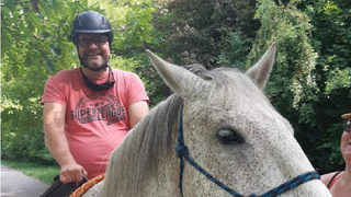 Michal si dovolenou v Rakousku užil.
