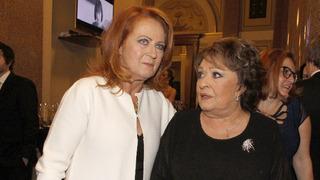 Simona Stašová s maminkou Jiřinou Bohdalovou.