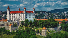 Bratislava – Ilustrační snímek.