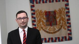 Mluvčí Hradu Jiří Ovčáček