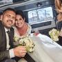 Radek Kašpárek si po šesti letech partnerství vzal přítelkyni Andreu.