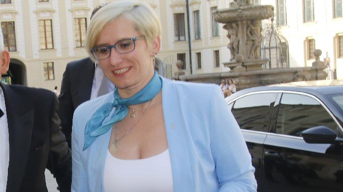 Poslankyně Karla Šlechtová