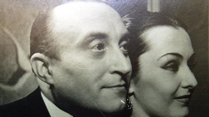 Oldřich Nový se řadí k legendám českého filmu.
