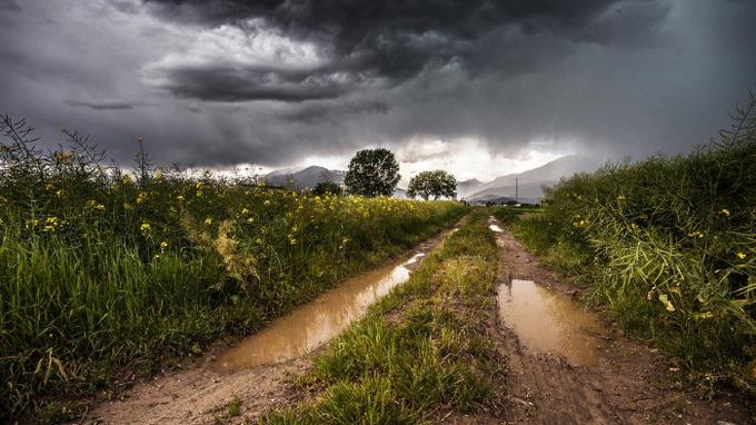 Česko zasáhnou silné bouřky