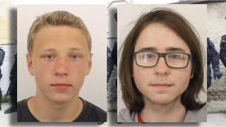 Pohřešování Leoš Vrubl a Samuel Moulis