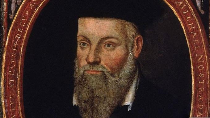 Ilustrační snímek – Michel de Nostredame zvaný Nostradamus