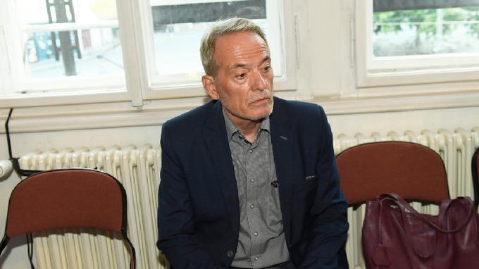 Bývalý moderátor Martin Severa