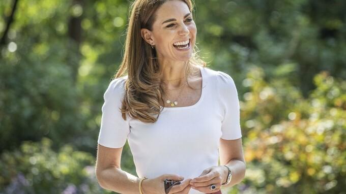 Vévodkyni Kate je velmi pohledná žena