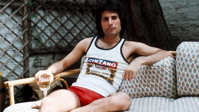 Freddie Mercury  je dodnes hudební legendou