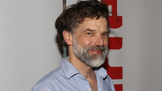 Sympatický herec Johannes Brandrup