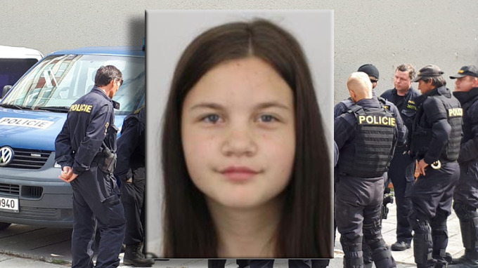 Policie pátrá po pohřešované Martině Králové