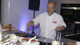 Zdeněk Pohlreich promluvil o české gastronomii