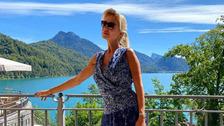 Kateřina si užila skvělou dovolenou