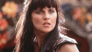 Lucy Lawlessová se proslavila jako princezna Xena ve stejnojmenném seriálu