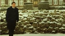 Ministr vnitra Jan Hamáček během studií v Anglii
